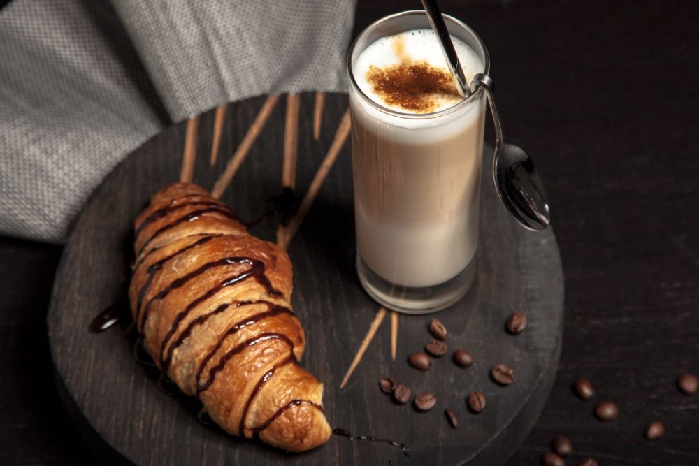 Káva ako zdravá desiata!? Recept na raňajkovú kávu